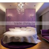 3D Original Fake Decorative Wallpaper For Spa Decoration