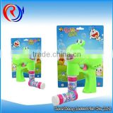 Summer toy kid led bubble gun toy