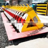 Shen zhen professional manufacture reliable material and competitive price lifting barrier&cars parking block
