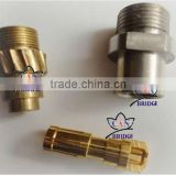 Welding Machine Use Brass CNC Machining Parts