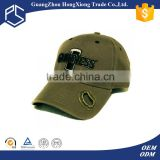 Promotional cheap beer bottle opener baseball caps for sale