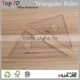 PP Drafting supply plastic triangle ruler Set Square