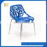 Tree branch pattern chair used for dining room ,banquet,HYH-9049
