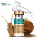 Powerful Snail Repair Serum Solution Moisturizing Remove Acne Marks Scar Skin Cell Regeneration