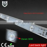 2016 best seller led sign back light dc12v 300Lm good light effect Osram module for lighting box