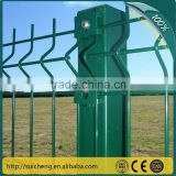 Trade Assurance Supplier Powder coated Wire Mesh Fence /Galvanized Mesh Fence/Fence Panels