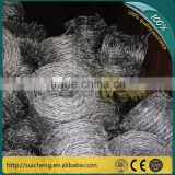 Galvanized Steel Coiled Barbed Wire/ Steel Coiled Barbed Wire for sale(Guangzhou Factory)