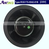 175mm low noise heat recovery fresh air ventilator fan for silent ventilation