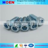 high strength Hex socket head 8.8 grade bolt