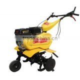 4-stroke Gasoline tiller GX200 Working width : 60cm Max Power : 4.7/6.5 KW/HP with reverse