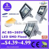 ce rohs ul approved 5 years warranty low price meanwell driver 50w 100w 150w 160w led flood light