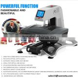 High pressure auto open manual large format heat press, heat transfer machine with drawer out ST-420