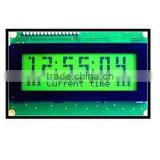 custom made segment digital clock lcd module UNLCM10001