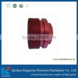 high precision machined metal part for various electronics and industries with cnc and auto lathe