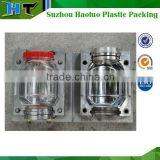 China custom Plastic sugar candy jar blowing mould / Plastic jar mould made form suzhou