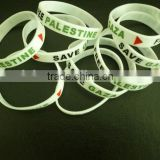 Hot selling Palestine Gaza Flag Colour Loom Band ---- DH 17001