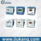 Automatic phase discriminated reactive power compensating controller