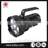 hot super high power aluminum 6 * XM-L T6 3 functions 1609 LM LED flashlight torch - 9668A Keen