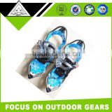 High Quality Colorful China Aluminum Trekking Shoes With Spike