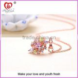 factory supply fully stocked gold necklace name diy necklace fashion 2015 statement necklace