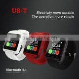 Ultimate version of U8 smart watch with ST semiconductor CPU, low battery consumption smart watch, high quality sports watches                                                                         Quality Choice