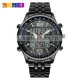 2015 Top Sale 3ATM Water Resistant Stainless Steel Watch Case Custom SKMEI Brand Quartz Watches Men