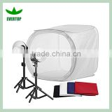 TS-LK02 Photography Photo Studio Tent Light Backdrop Kit Cube Lighting In A Box