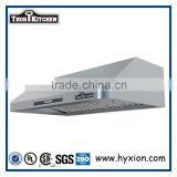 HRH4801U hyxion 48 inch kitchen hood fan with 2 motors