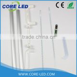 2015 shenzhen manufacturer U shaped T8 led tube Al+PC 2000lm 18w with CE Rohs 2 years warranty