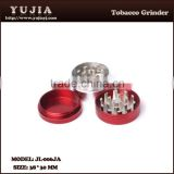 Best Selling High Quality CNC Aluminum Herb Grinder JL-006JA