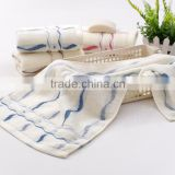 Bamboo Fiber Towel With Embroidery hotel use