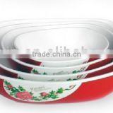 Egg shaped Plastic tray/Plastic Dinnerware/Plate/ Dishes/plastic dish drainer tray/comport/Fruit plate/Vegetable Plate/Melamine