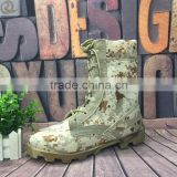 china factory sell camouflage combat boots tactical boots