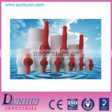 High quality and low price PVC Two Pieces Ball Valve , Socket, Thread