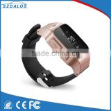 wrist watch gps tracker with sos call, gps watch tracker for elderly real time tracking system