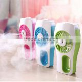 Wholesale Portable USB Mini Fan, Beatifying Humidifier USB Fan, Water Supply Mini USB Fan
