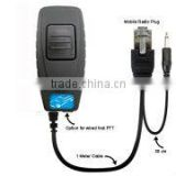 Bluetooth Dongle Adapter mobile for MOTOROLA/KENWOOD/VERTEX/ICOM..two way radios-for Vertex VX series mobile radio