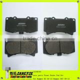 15240794 19157530 Auto parts Front Brake Pad Set for Hummer H3 06-10;Hummer H3T 09-10