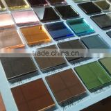 Upcale Colorful sheet glass prices mirror