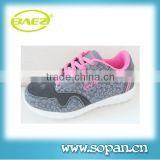 New design bright colors shoes kid