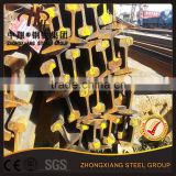 50kg/m steel rail wheel