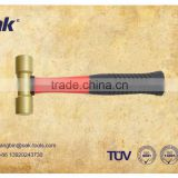Non-Sparking Non-Magnetic Corrosion Resistant Aluminium Bronze DOUBLE-FACE MACHINIST'S HAMMER