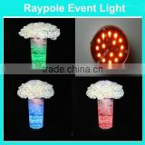 2015 hot items products table centrepieces Battery operated acrylic wedding party supplies event lighting