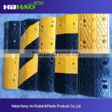 Hang-Ao company is manufacturer and supplier of highway barrier rubber speed bump rubber speed bump and hump