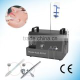 Anti Wrinkle Oxygen Aqua Jet Peeling Cleaning Skin O2 Injection Beauty Machine Wrinkle Removal