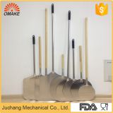 Customized Aluminum or Stainless Steel Pizza Peel, Pizza Oven Tool, Pizza Oven Utensil, Pizza Shovel, Pizza Baking Tool