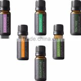Top 6 100% Pure Therapeutic Grade Basic Sampler Essential Oil Gift Basic sampler essential oil gift set 6/10ml (lavender, sweet