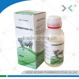cypermethrin insecticide for animal