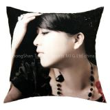 Inquiry about Personalized digital printing process custom pillow