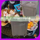 CE Approved Imported Compressor R404A/R410A Refrigerant thailand fried ice cream machine